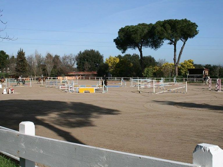 Equitazione Roma  Durlindana Centro Ippico