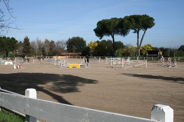 Ippoterapia Equitazione Roma Circolo Ippico Durlindana