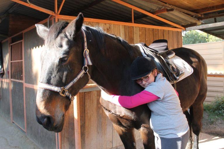 Ippoterapia Equitazione Roma  Cassia Circolo Ippico Durlindana