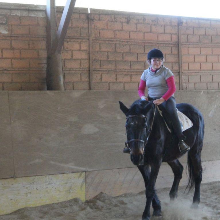 Ippoterapia Equitazione Roma Olgiata Circolo Ippico Durlindana