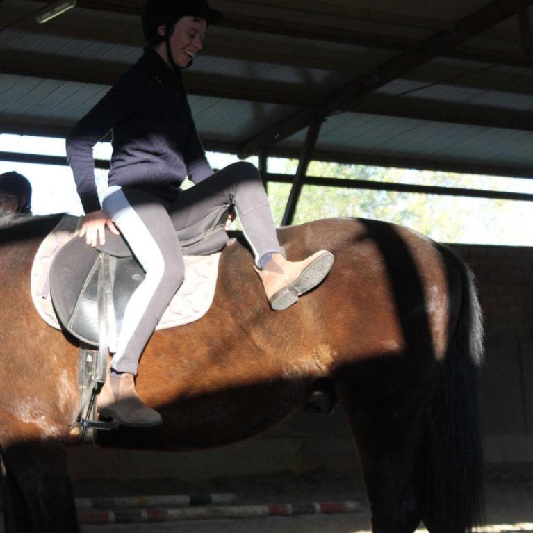 Ippoterapia Equitazione Roma La Storta Circolo Ippico Durlindana